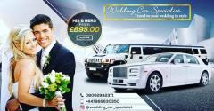Wedding Car Specialist