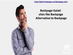 Backpage Galati  sites like Backpage  Alternative to