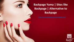 Backpage Yuma  Sites like Backpage  Alternative to Ba