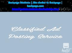 Backpage Merced  Sites like backpage Alternative to B