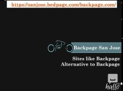 Backpage San Jose  Sites like backpage  Alternative t
