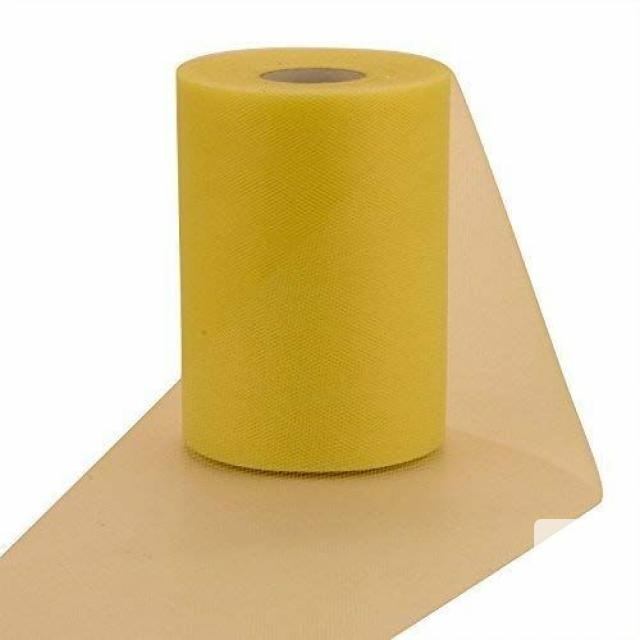 Tutu Tulle Fabric Roll 6 Inch 100 Yards Wedding Party E 11 Image