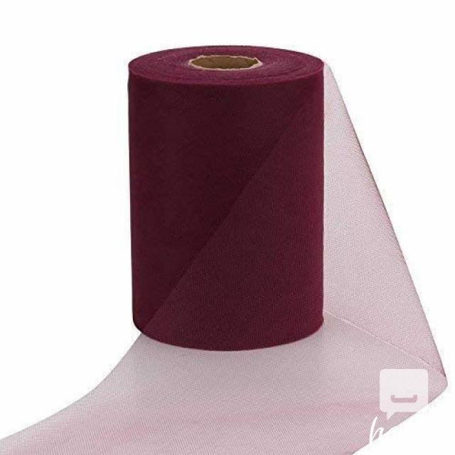 Tutu Tulle Fabric Roll 6 Inch 100 Yards Wedding Party E 8 Image