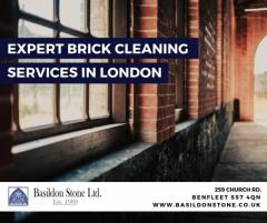 Brick wall cleaning services in Benfllet
