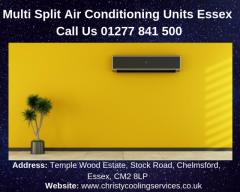 Multi Split Air Conditioning Units Essex - Call Us