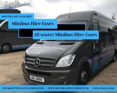 Cheap Minibus Hire Essex, 16 seater Minibus Hire Essex
