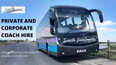 PRIVATE AND CORPORATE COACH HIRE in Essex & London