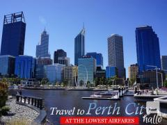 Book Flights to Perth from London 2018-2019