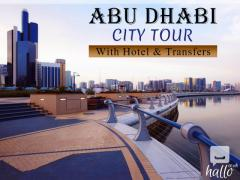 Direct Flights to Abu Dhabi from London 305