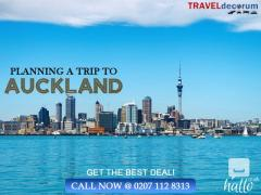 Book Flights to Auckland from London 2018-2019