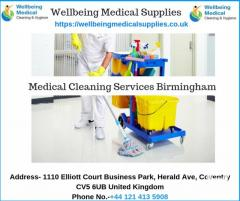 Best Cleaning Materials & Supplies in Birmingham UK