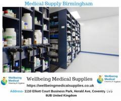 Best medical supply birmingham-Wellbeing Medical Suppli