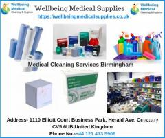 Choose best medical cleaning services birmingham