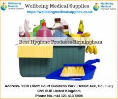 Best Hygiene Products in Birmingham UK