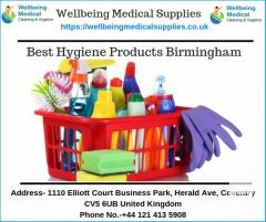 Find The Best Hygiene Products in Birmingham UK