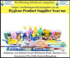 Best Hygiene Product supplier in Birmingham Near You