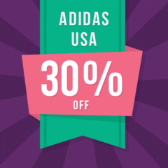 Buy  Adidas USA Discount Code at 8.33