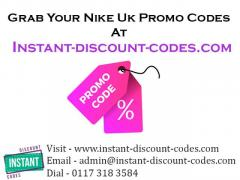 Grab Your Nike Uk Promo Codes At Instant-Discount-Codes