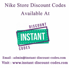 Nike Store Discount Codes Available At Instant-Discount