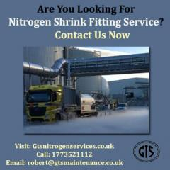 Looking For Nitrogen Shrink Fitting Service Contact Us