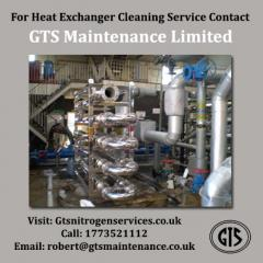For Heat Exchanger Cleaning Service Contact Us Now