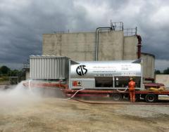 Buy Liquid Nitrogen in UK From GTS Maintenance Limited