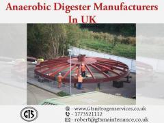 Anaerobic Digester Manufacturers In UK