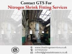 Contact GTS For Nitrogen Shrink Fitting Services