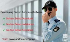 Norton Installatin setup at norton.comsetup.