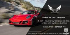 How to get the Porsche East London Car for Hire