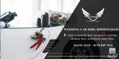 How to Book the Wedding Car Hire Prices UK