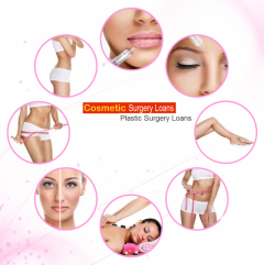 Avail the Loans for Cosmetic Surgery