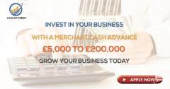 Merchant Cash Advance Loan UK
