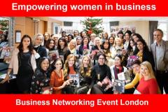 Global Woman Club Business Networking Event London