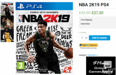 Buy with Best Price the Ultimate Edition NBA 2K19 PS4