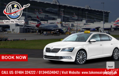 Taxi transfer service  Take Me Airport