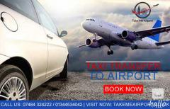 Taxi Transfer To Airport  Take Me Airport  Surrey