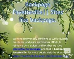 Backpage Fayetteville Sites like backpage.