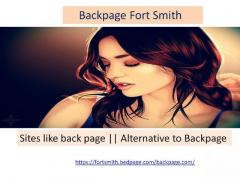 Alternative to back pageBackpage Fort Smith