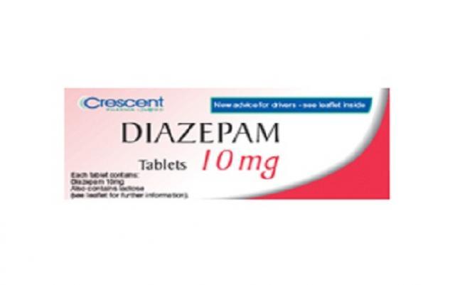 diazepam for nervousness