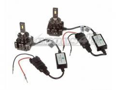 D3S 6000K Led Headlight Conversion Kit - Xenons4