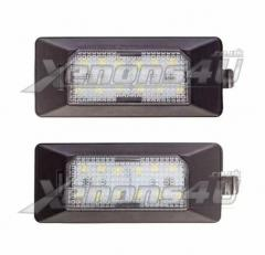 Audi 4G0943021 Led Number Plate Lights - Xenons4