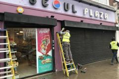 Shop fronts Repair in London - advshutter