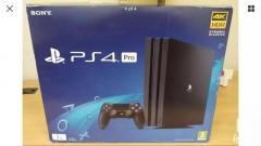Selling new Sony PlayStation 4 Pro 1TB  4 1tb Console