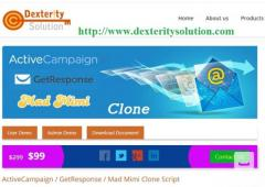 Email marketing Software  ActiveCampaign Script