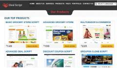 Daily Deal Software   Open source deals website  Rea