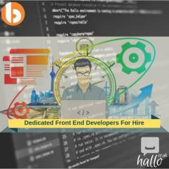 Hire front end programmers or development company