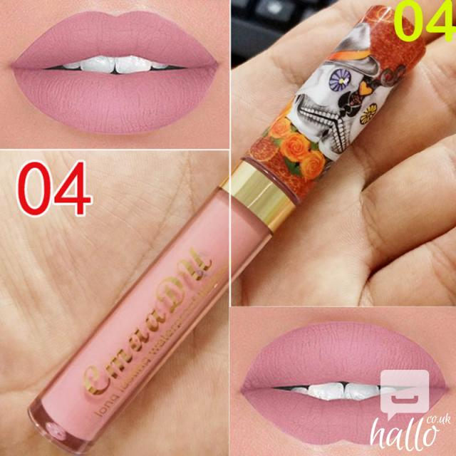 CmaaDu Matte 6 Colors Liquid Lipstick Waterproof 7 Image