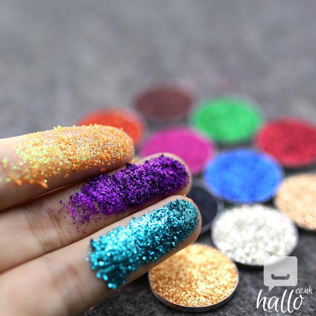 POPFEEL Glitter Eyeshadow Palette 6 Colors Popfeel 3 Image