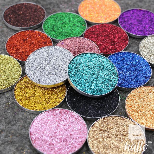 POPFEEL Glitter Eyeshadow Palette 6 Colors Popfeel 4 Image